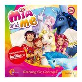 Mia and me 26: Rettung für Centopia (CD(s)) für 6,99 Euro