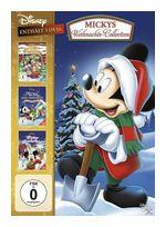 Mickys Weihnachts-Collection DVD-Box (DVD) für 9,99 Euro