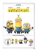 Minions (DVD) für 5,99 Euro