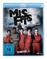 Misfits - Staffel 2 (BLU-RAY) für 12,99 Euro