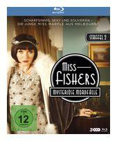Miss Fishers mysteriöse Mordfälle - Staffel 2 Bluray Box (BLU-RAY) für 29,99 Euro