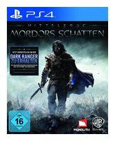 Mittelerde: Mordors Schatten (PlayStation 4) für 39,99 Euro