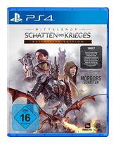 Mittelerde: Schatten des Krieges Definitive Edition (PlayStation 4) für 39,00 Euro