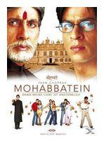 Mohabbatein - Denn meine Liebe ist unsterblich (DVD) für 12,99 Euro