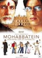 Mohabbatein - Denn meine Liebe ist unsterblich (DVD) für 5,99 Euro