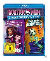 Monster High : Monster - oder Musterschule , Flucht von der Schädelküste (BLU-RAY) für 14,99 Euro