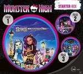 Monster High - Starter-Box (CD(s)) für 9,99 Euro