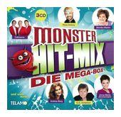Monster Hit-Mix:Die Mega Box (VARIOUS) für 7,99 Euro