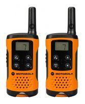 Motorola TLKR T41 Funkgeräte 8 Kanäle 4km Reichweite Rauschunterdrückung für 26,99 Euro