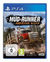 MudRunner American Wilds Edition (PlayStation 4) für 29,99 Euro