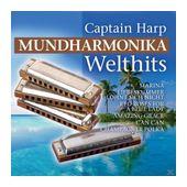 Mundharmonika Welthits (Captain Harp) für 13,49 Euro
