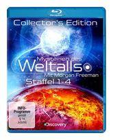 Mysterien des Weltalls - Staffel 1-4 Bluray Box (BLU-RAY) für 29,99 Euro