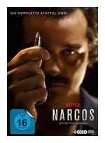Narcos - Staffel 2 DVD-Box (DVD) für 21,99 Euro