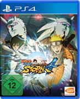 Naruto Shippuden: Ultimate Ninja Storm 4 (Software Pyramide) (PlayStation 4) für 25,00 Euro
