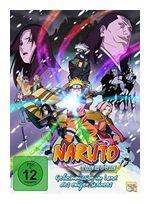 Naruto - The Movie - Geheimmission im Land des ewigen Schnees (DVD) für 14,99 Euro