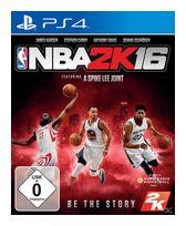 NBA 2K16 (PlayStation 4) für 19,99 Euro