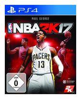 NBA 2K17 (PlayStation 4) für 24,99 Euro