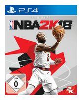 NBA 2K18 - Standard Edition (PlayStation 4) für 19,99 Euro