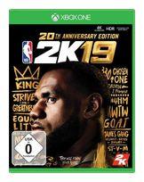 NBA 2K19 20th Anniversary Edition (Xbox One) für 89,99 Euro
