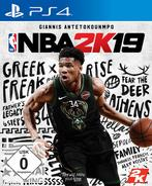 NBA 2K19 Standard Edition (PlayStation 4) für 57,99 Euro