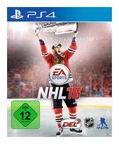 NHL 16 (PlayStation 4) für 17,99 Euro