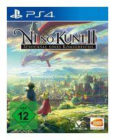 Ni No Kuni II: Schicksal eines Königreichs (PlayStation 4) für 29,99 Euro