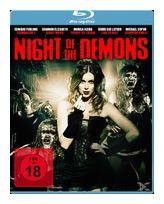Night of the Demons (BLU-RAY) für 6,99 Euro