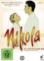 Nikola Box 4 DVD-Box (DVD) für 9,99 Euro
