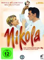 Nikola Box 7 (DVD) für 9,99 Euro