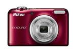 Nikon Coolpix A10 Kit Digitalkamera 16,1MP 2,7'' TFT-Display inkl. Tasche für 74,99 Euro
