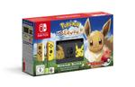 Nintendo Switch Pokémon Let`s Go Evoli Edition Spielekonsole für 409,00 Euro