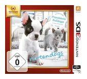 nintendogs + cats: Französische Bulldogge & neue Freunde (Nintendo Selects) (Nintendo 3DS) für 19,99 Euro