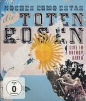 Noches Como Estas - Live in Buenos Aires + Bonus-Blu-ray Die Wohnzimmer-Jubiläumstour (Die Toten Hosen) für 20,99 Euro