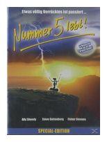 Nummer 5 lebt! (DVD) für 9,99 Euro