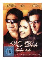 Nur Dich liebe ich (DVD) für 3,49 Euro