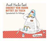 Oberst von Huhn bittet zu Tisch (CD(s)) für 13,99 Euro