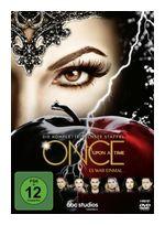 Once Upon a Time - Es war einmal - Staffel 6 (DVD) für 35,99 Euro