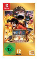 One Piece: Pirate Warriors 3 - Deluxe Edition (Nintendo Switch) für 29,99 Euro