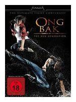 Ong Bak - The new generation (DVD) für 9,99 Euro