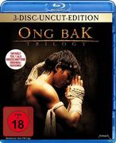 Ong Bak - Trilogie Bluray Box (BLU-RAY) für 14,99 Euro