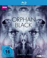 Orphan Black - Staffel 5 (BLU-RAY) für 21,99 Euro