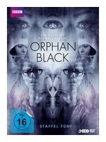 Orphan Black - Staffel 5 DVD-Box (DVD) für 19,99 Euro