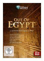 Out of Egypt - Die ältesten Kulturen der Welt - 2 Disc DVD (DVD) für 8,99 Euro