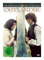 Outlander - Staffel 3 DVD-Box (DVD) für 29,99 Euro