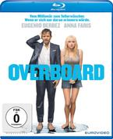 Overboard (BLU-RAY) für 14,99 Euro