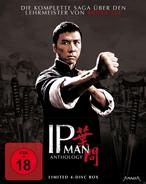 P MAN Anthology Limited Edition (BLU-RAY) für 29,99 Euro
