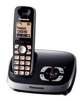Panasonic KX-TG6521 Schnurlostelefon mit Anrufbeantworter 100 Einträge für 29,99 Euro