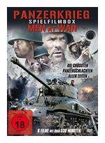 Panzerkrieg - Men at War - Spielfilmbox (DVD) für 7,99 Euro