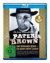 Pater Brown: Die besten Kriminalfälle des Pater Rown (BLU-RAY) für 18,99 Euro