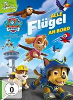 Paw Patrol - Alle Flügel an Bord (DVD) für 8,99 Euro